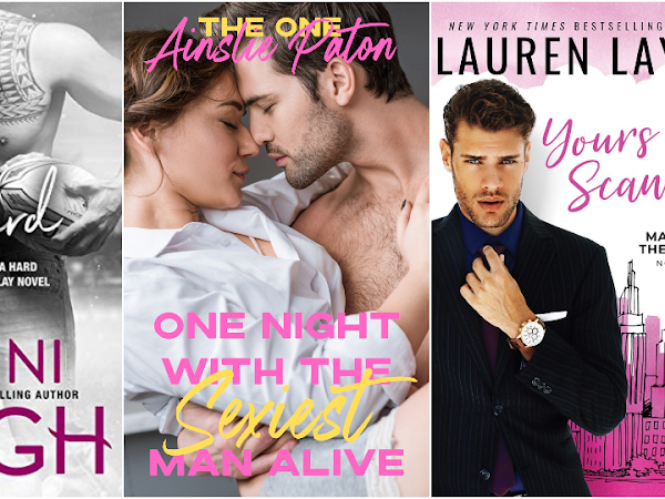My First 5 Star Read Of The Year, A Sexy Novella, & A Disappointment