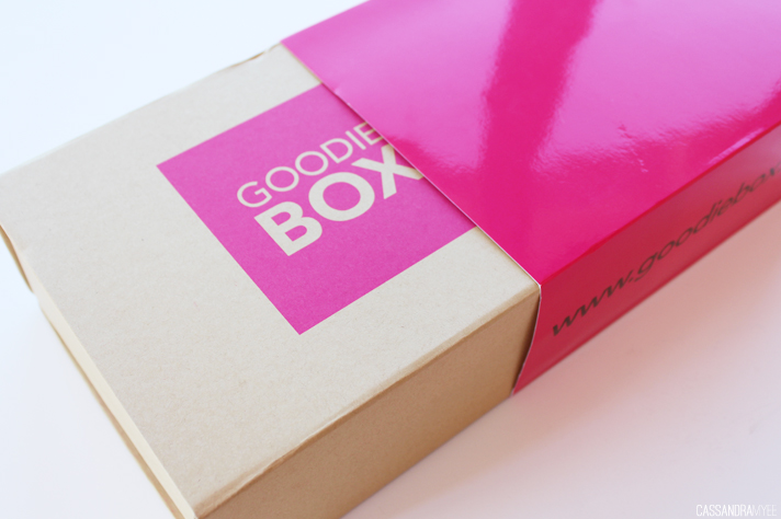 GOODIE BOX NZ // August '14 | Unboxing + Initial Thoughts - CassandraMyee
