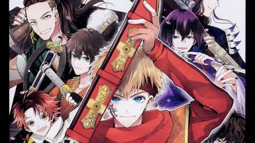 """El proyecto multimedia """"Sabiiro no Armor"""" tendrá una adaptación animada"""
