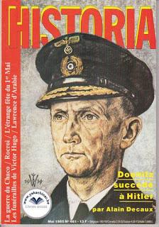Doenitz succède à Hitler