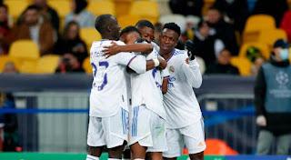 Crónica Shakhtar Donetsk 0 Real Madrid 5: Paseo imperial para retomar el liderato de Champions