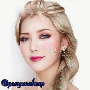 Mysistermonsterdisaster Park Hye Min Aka Pony Makeup