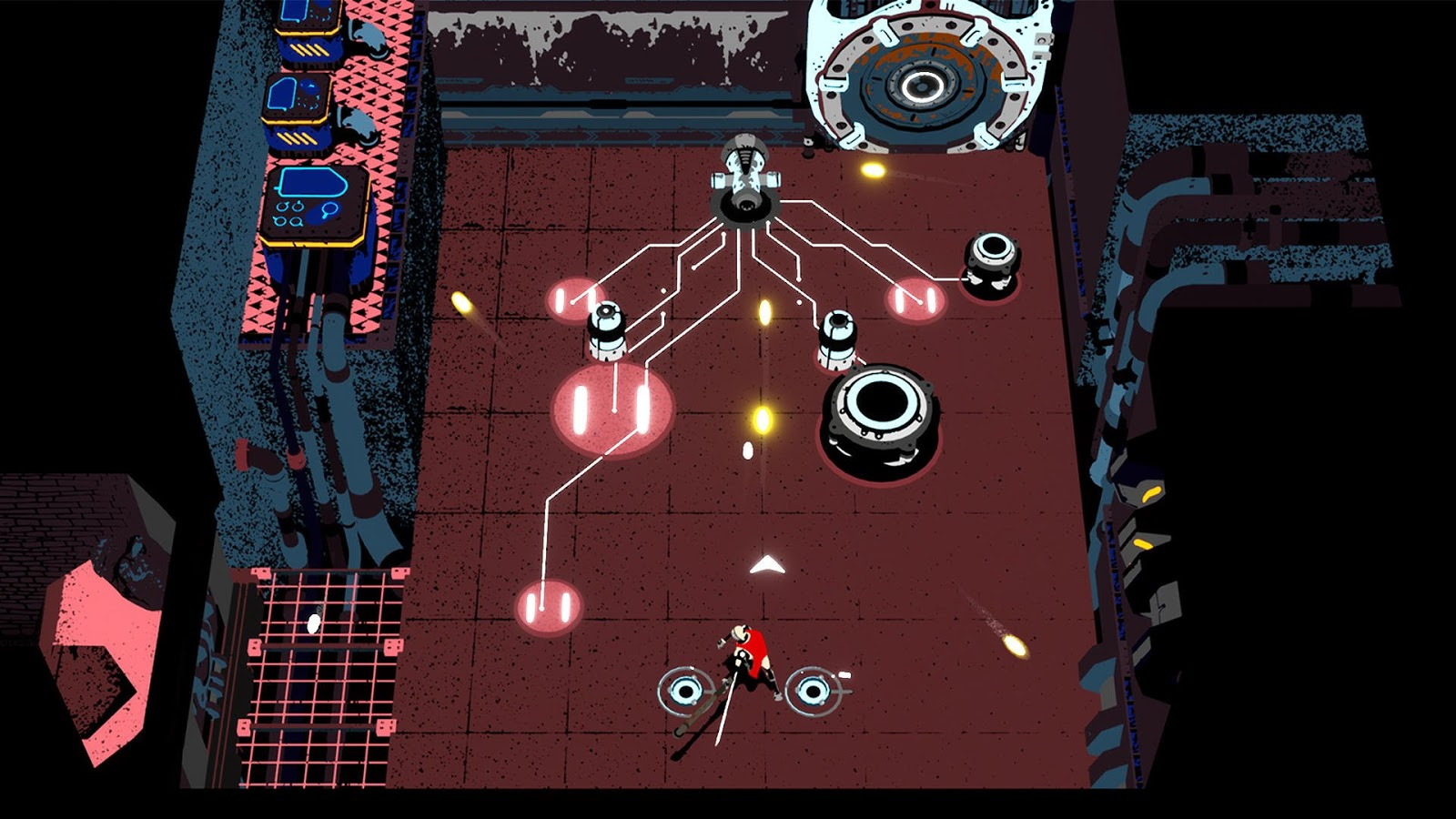 Mini Review: Creature in the Well - A Unique, Stylish Spin on Arcade Action