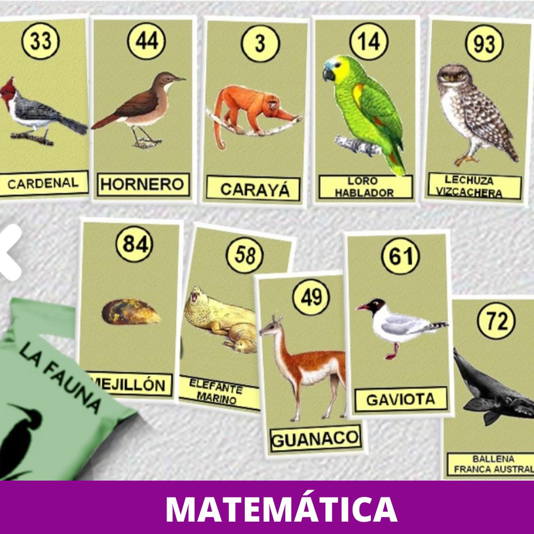Juegos interactivos matemática