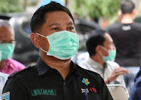 Kabar Baik, Satu Pasien Covid19 Asal Kota Mataram Dinyatakan Sembuh