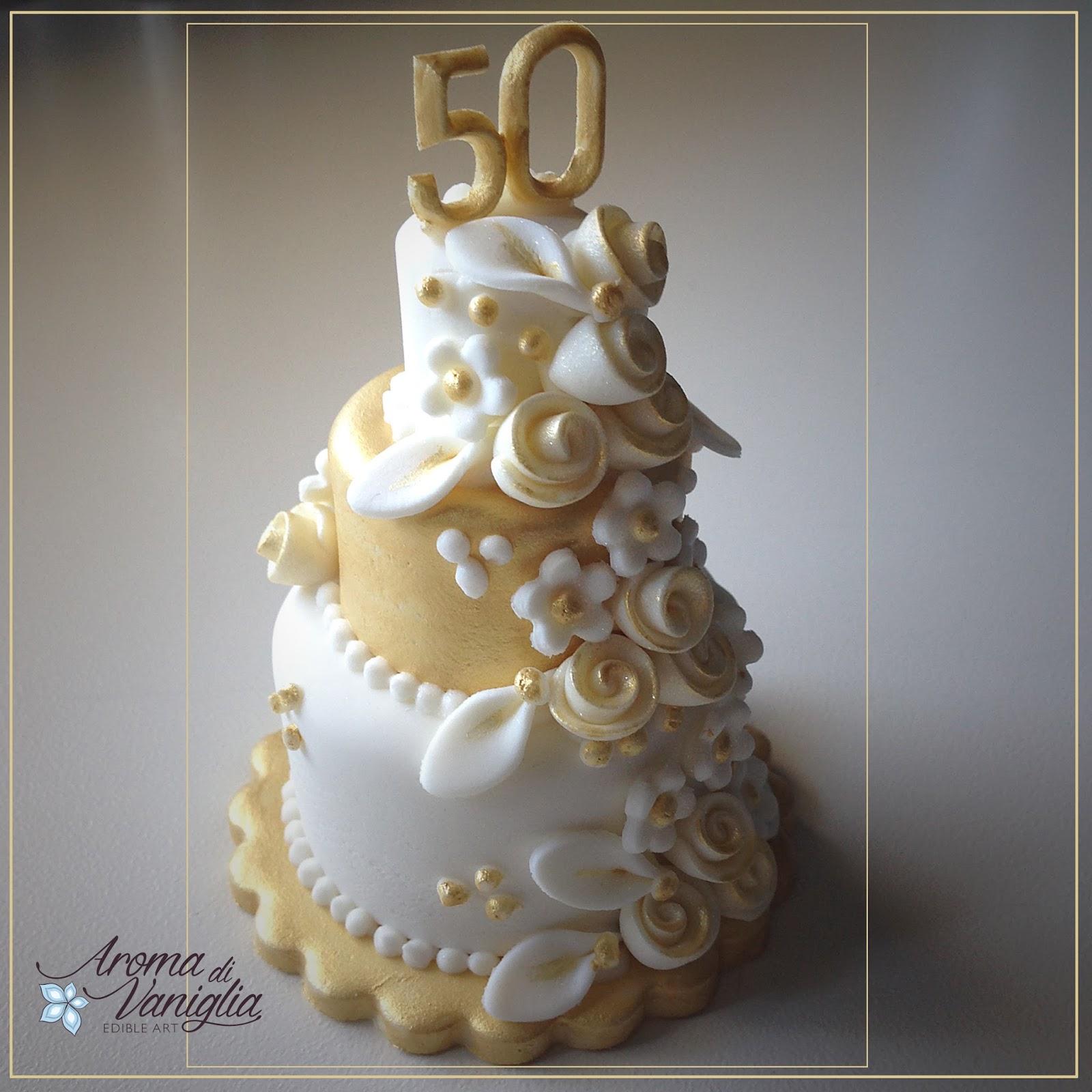 Eccezionale aroma di vaniglia: nozze d'oro FG57