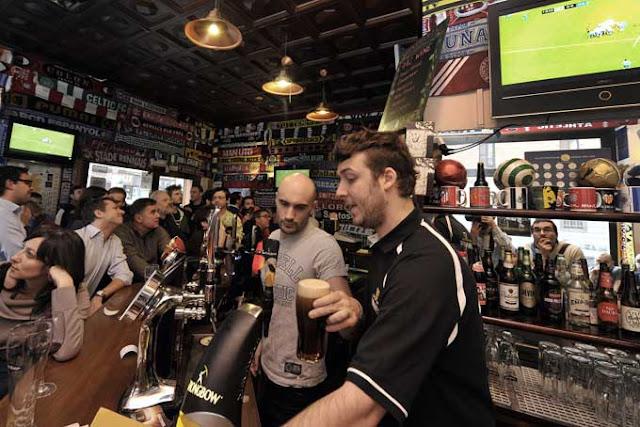 Pubs em Milão