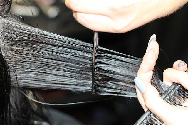 Cómo y cuándo cortar las puntas para que crezca tu cabello.