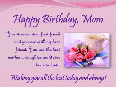 Happy Birthday Wishes Messages For Best mother