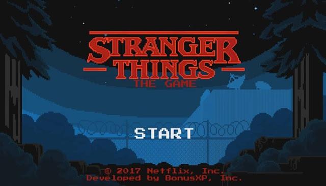Disponível para Android e IOS, game oficial da série revive a atmosfera de clássicos dos anos 1980