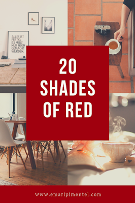 20 Shades of Red