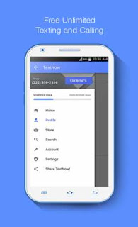 TextNow – free text + calls Premium 6.44.0.0 Unlocked Apk for android
