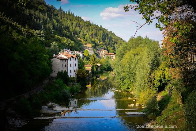 Marradi nad rzeką Lamone - Toskania nieznana