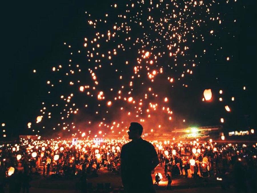 Festival Internacional del Globo Leon Guanajuato como llegar