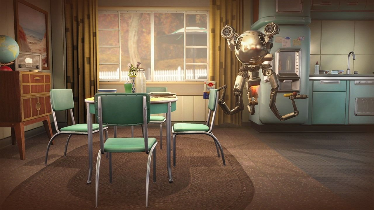 Fallout 4 takes place in the year 2287 ten years after the events of fallout 3 and 210 years after the great war a war between the united states and china