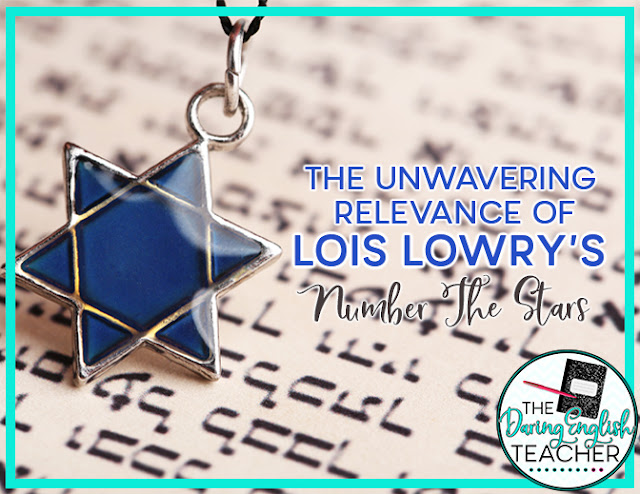 The Unwavering Relevance of Lois Lowry's Number the Stars: Why we should continue to teach this classic YA novel