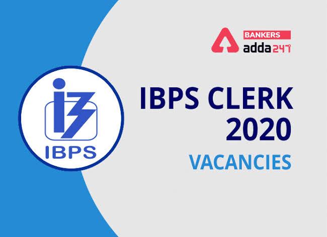 IBPS 1557 CRP Clerks X Recruitment 2020 (Re-Open)