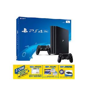 PlayStation 4 Pro 1TB Extra 1 Joystick - Promo