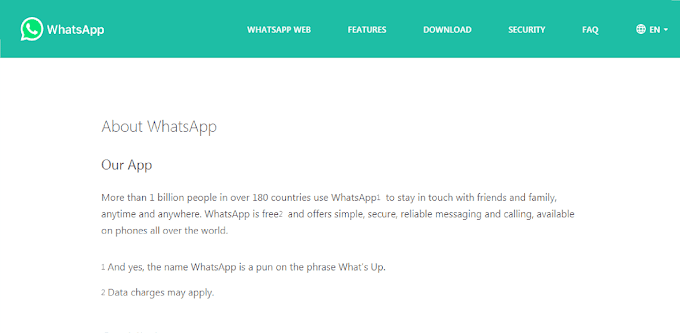 How Does WhatsApp Make Money { WhatsApp Revenue Model}