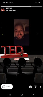 Cara Mendapatkan Filter Ig Ted Talk Mudah Sekali