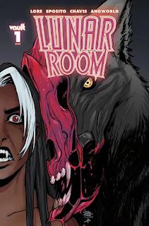 Vault Comics anuncia 'Lunar Room' # 1 para noviembre de 2021.