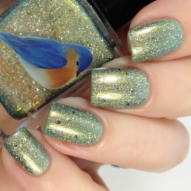 Bluebird Lacquer-Miss New Birdie