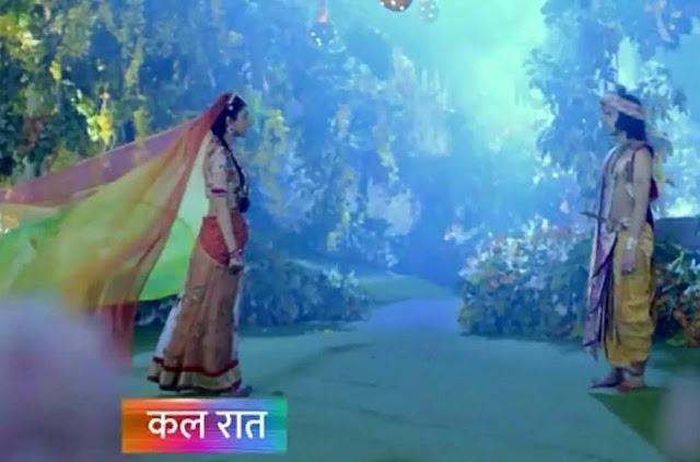 Radha krishna serial episode 20 Nov