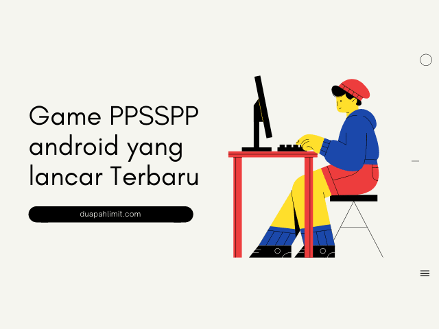Game PPSSPP android yang lancar