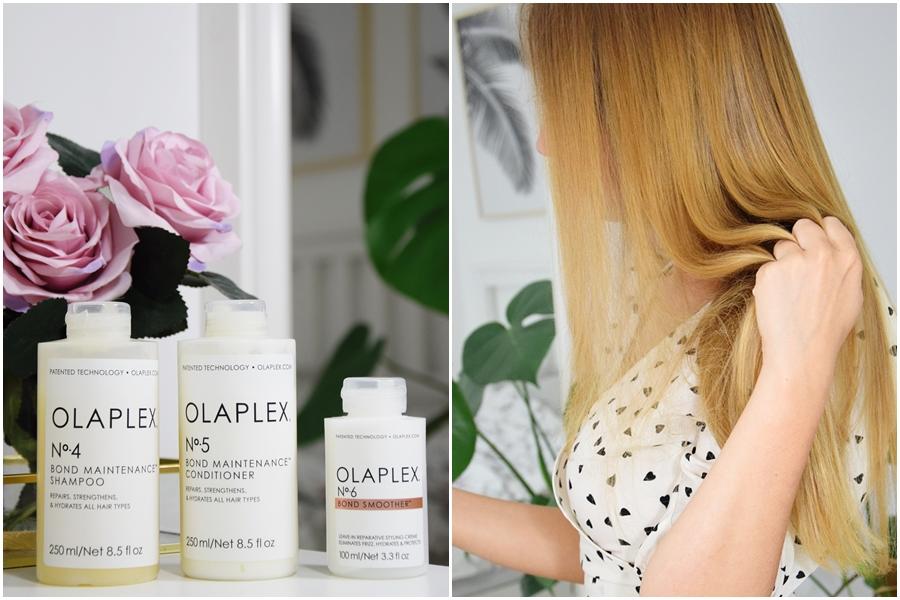 Olaplex czyli zabieg odbudowujący zniszczone włosy - czy warto kupić kosmetyki do pielęgnacji domowej?