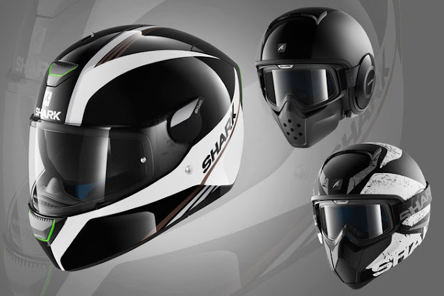 SHARK Helmets and Yamaha Motor Europe create partnership