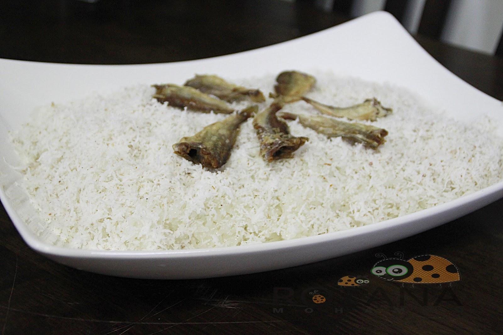 pulut ikan masin Resepi Ikan Rebus Goreng Kelantan Enak dan Mudah