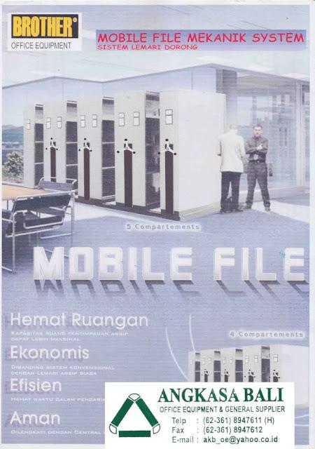 jual mobile file system di bali