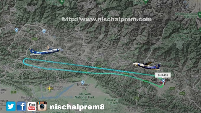 Budhhai Air's two aircraft made an emergency landing , what was the reason.