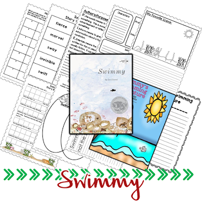 Are you looking for titles to use with an Ocean theme? Check out this post for ideas you might use with the book, Swimmy by Leo Lionni.