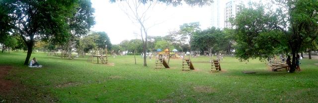 Playground Parque CERET