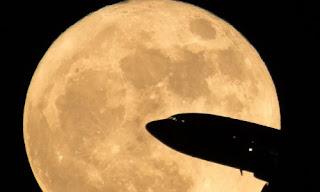 2020'nin ilk Süper Ay'ı gelecek hafta gerçekleşecek