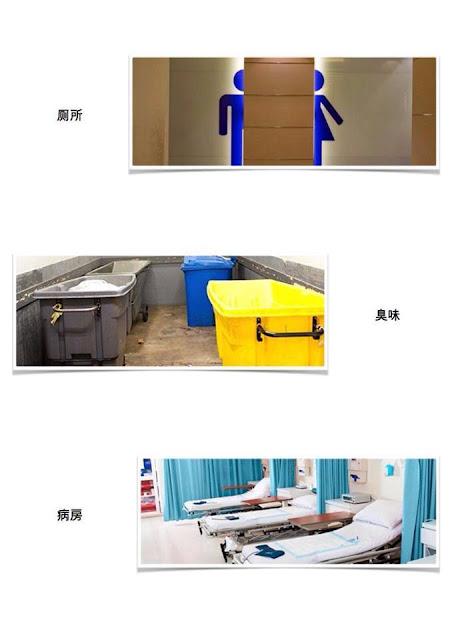 建议使用AIRsteril的应用行业与地点 - 厕所 病房 有效消除臭味与异味