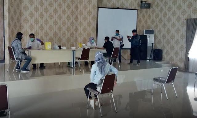 Riko Amir, Ketua IWO Lampung: Jurnalis Garda Terdepan Untuk Informasi Perkembangan Covid19 di Lampung