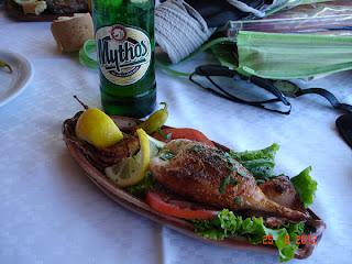 Mancare si bautura in Thassos Grecia