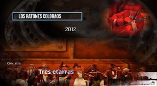 """Pasodoble con Letra """"Tres Etarras"""". Comparsa """"Los Ratones Coloraos"""" (2012)"""