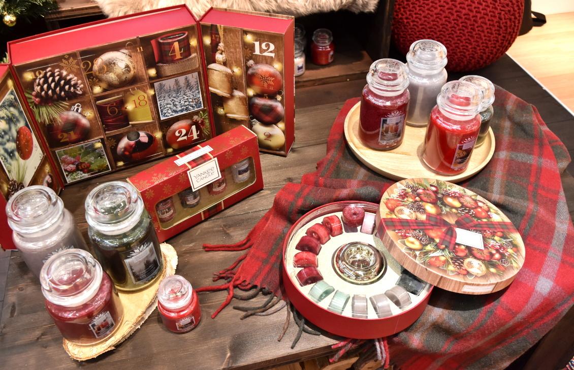 Yankee Candle - Alpine Christmas - Winter Weihnachten 2019 - After Sledding - Evergreen Mist - Pomegranate Gin Fizz - Candlelit Cabin