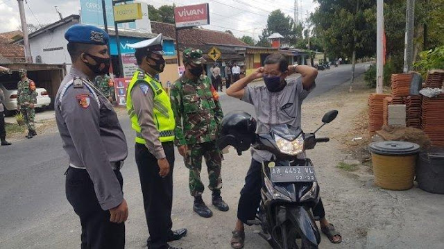 Terjaring Razia Karena Tak Pakai Masker, Faizal Rela Dipenjara 3 Hari Karena Tak Mampu Bayar Denda Rp 150 Ribu