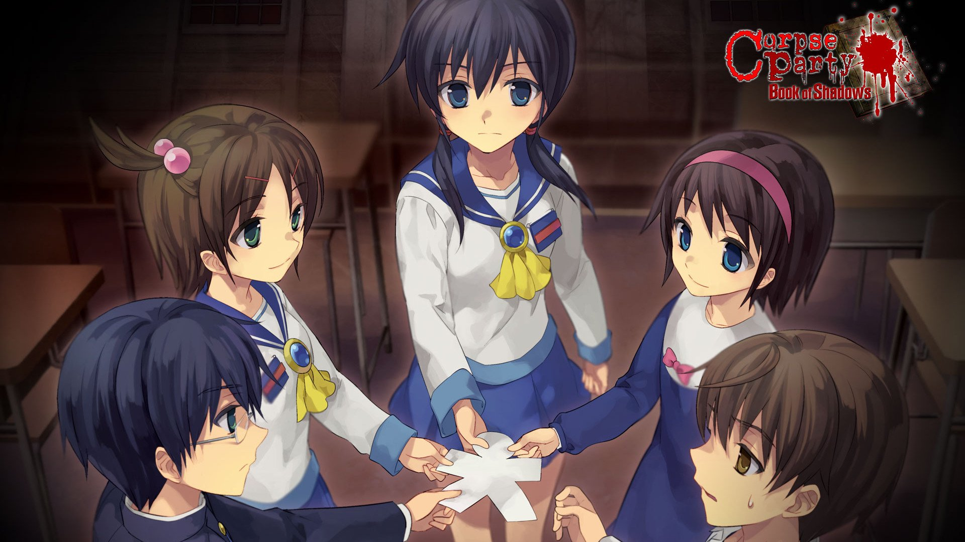 Corpse Party game