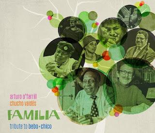 Arturo O'Farrill & Chucho Valdés – Familia: Tribute to Bebo & Chico / stereojazz