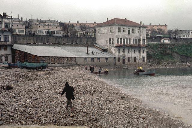Sinop'un sakin şehri Gerze