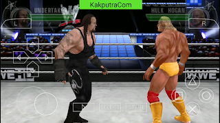 (100MB) WWE All Stars PPSSPP di Android Highly Compressed