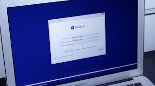 Cara install Windows di Macbook