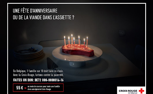 A birthday party or paying the electricity bill? Croix-Rouge Belgium fights poverty