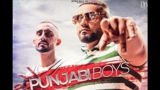 Punjabi Boys Lyrics - Sultaan Dhillon