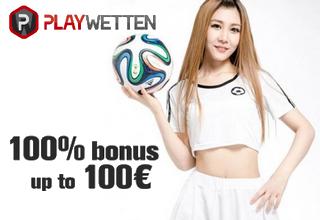 Playwetten Bonus